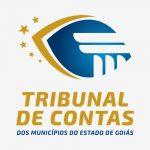 Logomarca do Tribunal de Contas dos Municípios do Estado de Goiás