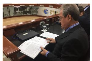 Sérgio Cardoso é empossado no TCM