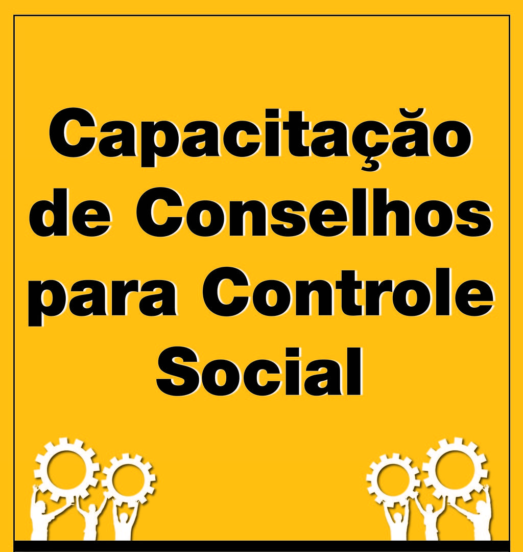 Capacitação de Conselhos para Controle Social
